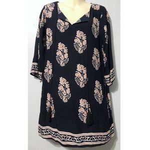 Women's boho dress size M
